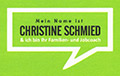 Christine Schmied